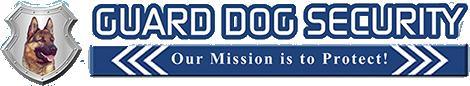 Guard Dog Security Logo