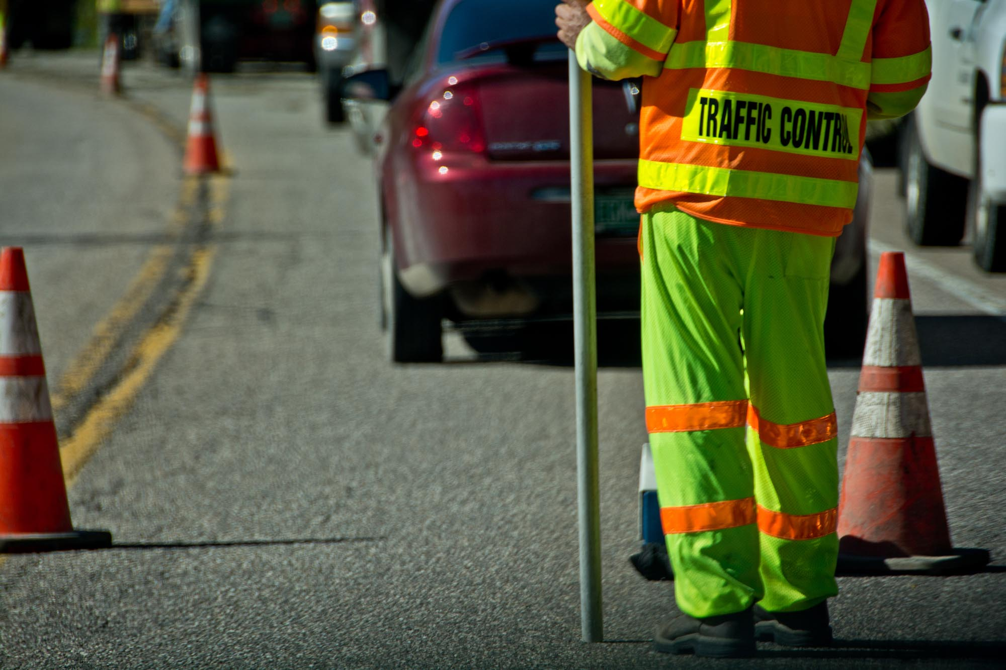 Does Your Site Need a Traffic Marshall